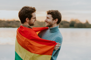LGBT couple
